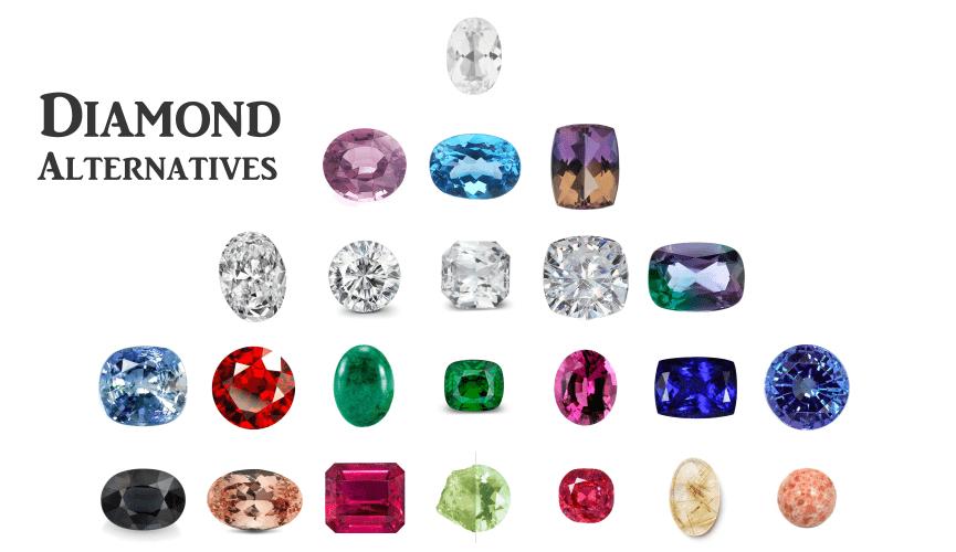 Twenty Three Diamond Alternatives - Rock My Diamond