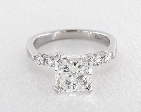 3 Carat Diamond Ring How Big It Is Shapes Price Rock My Diamond